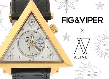 FIG VIPER 時計