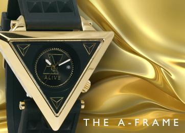 湯川正人(まーくん)の時計A-FRAME(Aフレーム)